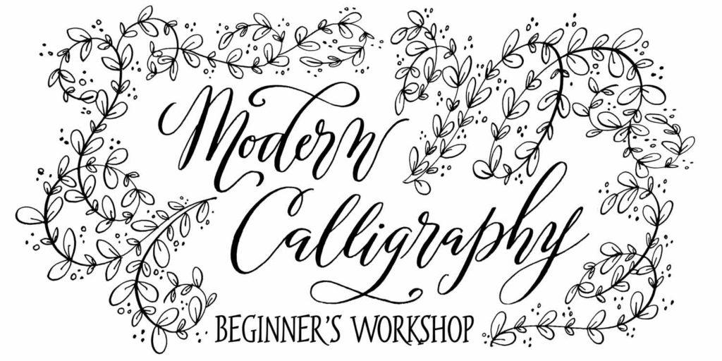 Calligraphy classes handwriting houston texas