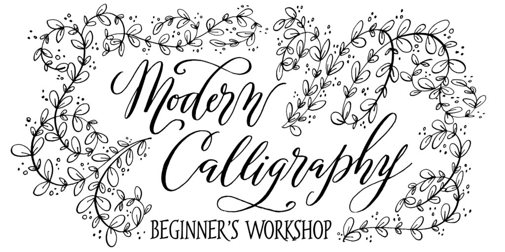 Calligraphy & Handwriting Classes