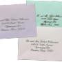 Address Formatting for Wedding Envelopes