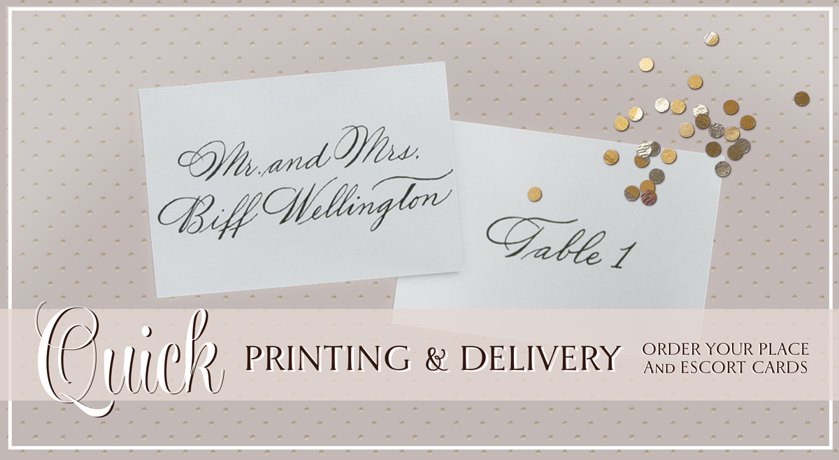 Quick-Printing-&-Delivery-PenDance-Houston-Calligrapher-Place-and-Escord-Cards